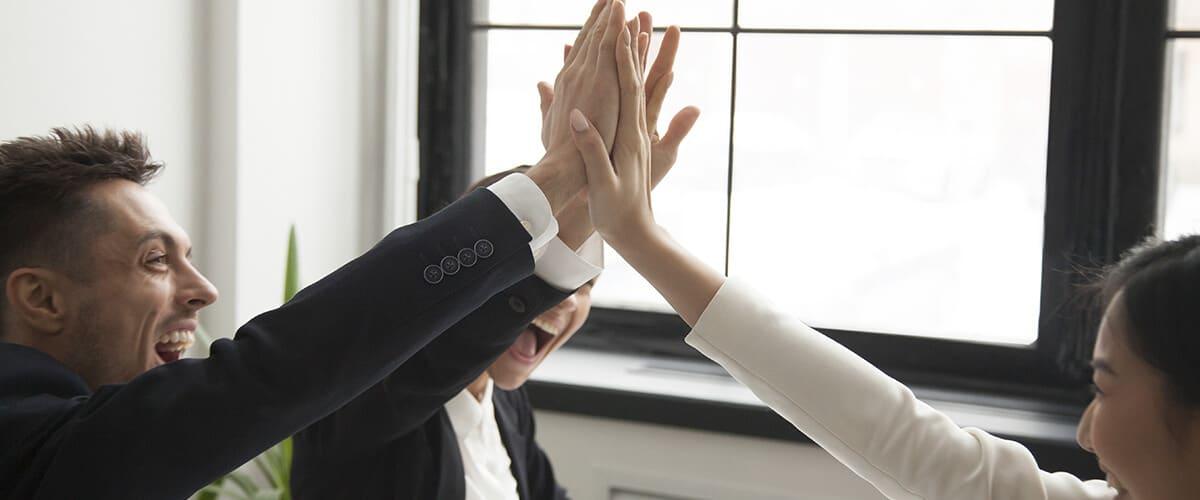 Bons resultados para sua empresa com uma equipe treinada e motivada