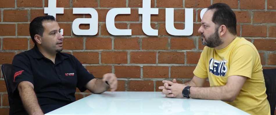 Entrevista com Nilson Patrone